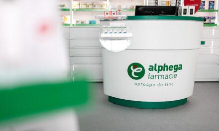 Farmaciile Alphega continuă seria inovațiilor pentru pacienți