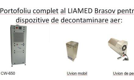 Noua tehnologie UVION pentru sterilizarea și decontaminarea aerului, un aliat în lupta cu infecțiile nosocomiale