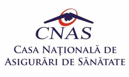 CNAS: Asiguraţii pot obţine informaţii referitoare la serviciile de care au beneficiat în sistemul public de sănătate