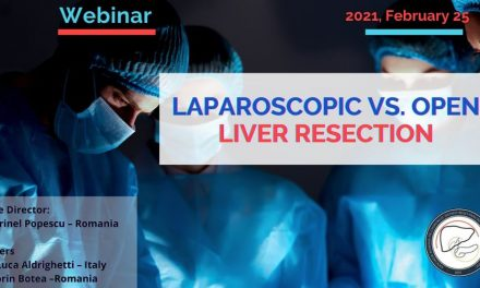 Laparoscopic vs. Open Liver Resection, un webinar organizat de Asociația Română de Chirurgie Hepatobiliopancreatică și Transplant Hepatic