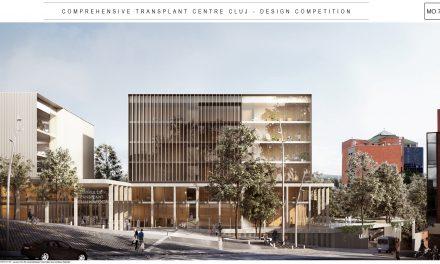 Cluj: Construirea primului Centru Integrat de Transplant din România și din SE Europei a trecut de prima fază
