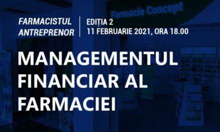 Farmacia Viitorului: Competiția din 2021 a început!