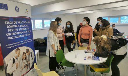 Compania Liamed a lansat etapa de preînscriere în proiectul Stagii de practică în domeniul medical pentru studenții din regiunea Centru (CODMYSMIS: 133490)