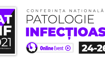 Conferința Națională de Patologie Infecțioasă, 24-26 iunie 2021