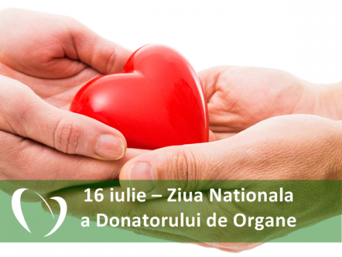 Ziua Naţională a Donatorului de Organe: CMR cere revigorarea activităţii de transplant