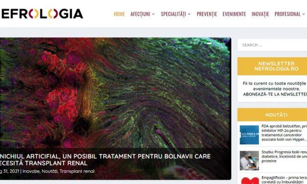 OSC – Nefrologie: O nouă comunitate medicală Oameni și Companii